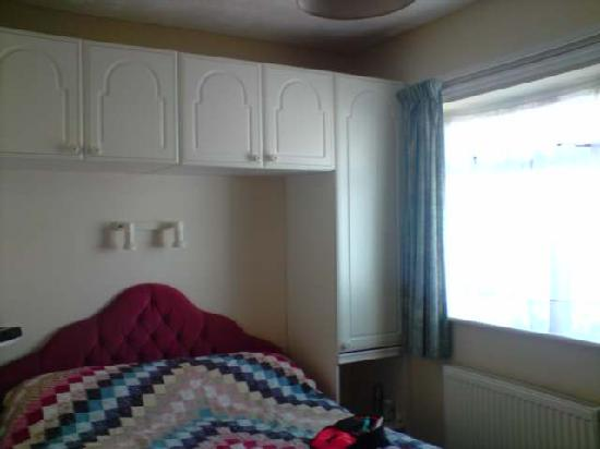 The Sandrock: another part bedroom