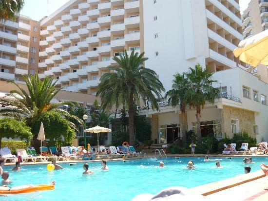 Hotel Riu Playa Park : vue générale