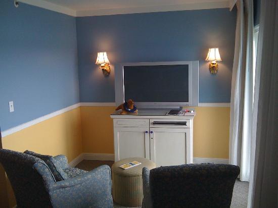 The Portofino Hotel & Marina, A Noble House Hotel: Zimmer zur Ozeanseite