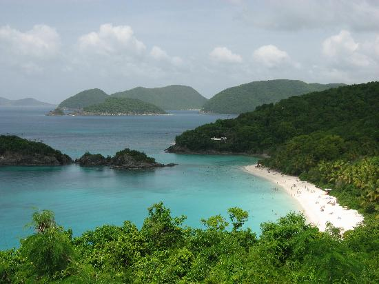 Marriott's Frenchman's Cove: Trunk Bay on St. John