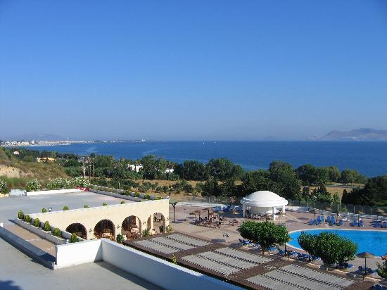 Kipriotis Hotels: View from room balcony