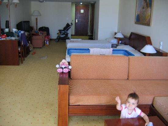 Kipriotis Hotels: View of room