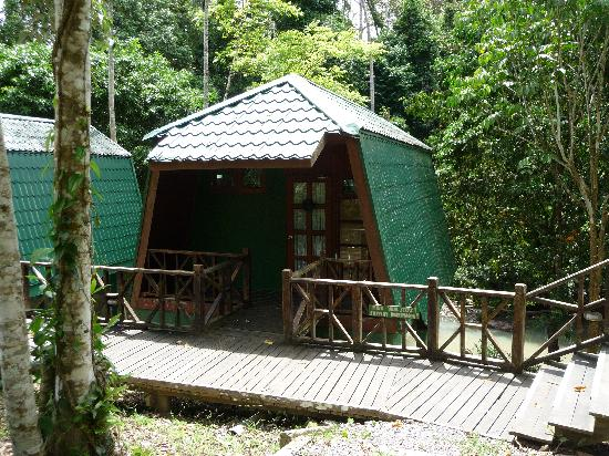 Tabin Wildlife Resort: outside view