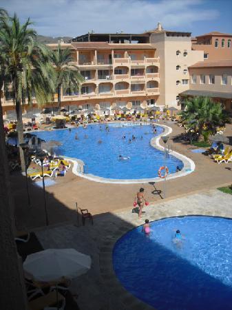Bahia Tropical Hotel: entresemana
