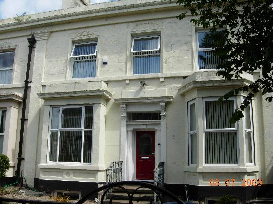 The Anfield B&B: The Anfield guesthouse