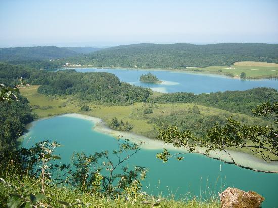 Jura, Francja: Lacs d'Ilay et Grand Maclu