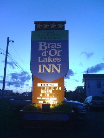 Welcome to the Bras d'Or Lakes Inn