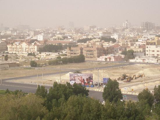 Le Meridien Al Khobar : View towards Khobar