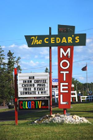 The Cedars Motel: The Cedar's Motel