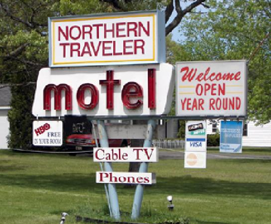 Oscoda, Μίσιγκαν: Northern Traveler Motel