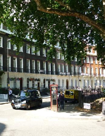 The George Hotel: George Hotel Cartwright Gardens London