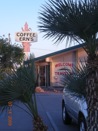 Kofa Inn: Coffee Ern's