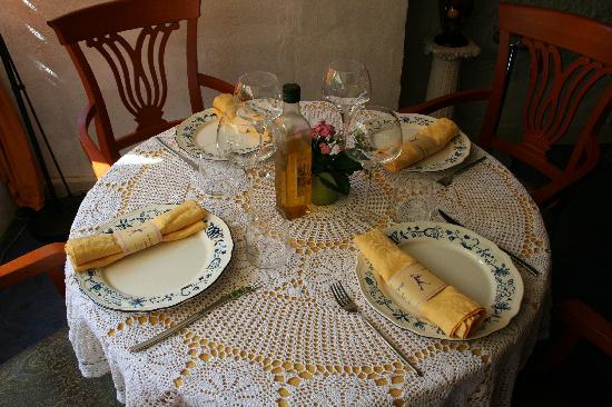 La Bertah: table au gourmandin