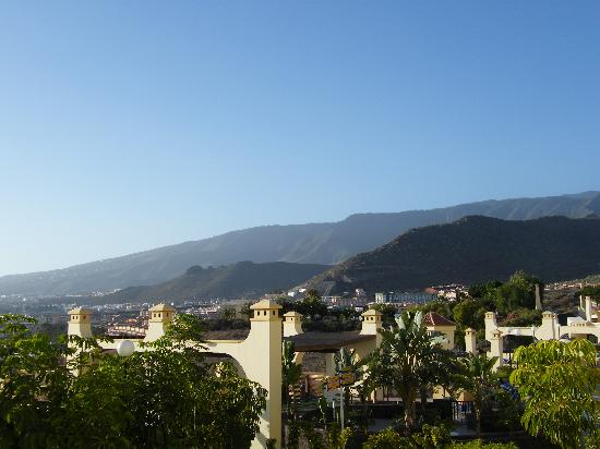 CLC Paradise: View from our balcony