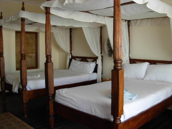 Domina Coral Bay Prestige Hotel : our beds