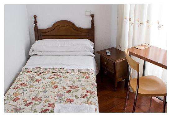 Hostal Castilla: the single room