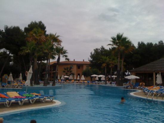 Vell Mari Hotel & Resort : Swimmingpool, 0-150 cm