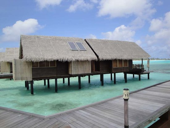 Shangri-La's Villingili Resort and Spa Maldives : Villa