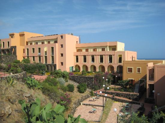 Hotel Village Suvaki : Vista Albergo