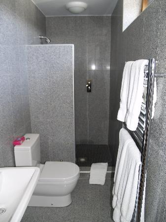 Inis Meain Restaurant & Suites: Bathroom