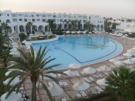 ClubHotel Riu Palm Azur : la belle piscine