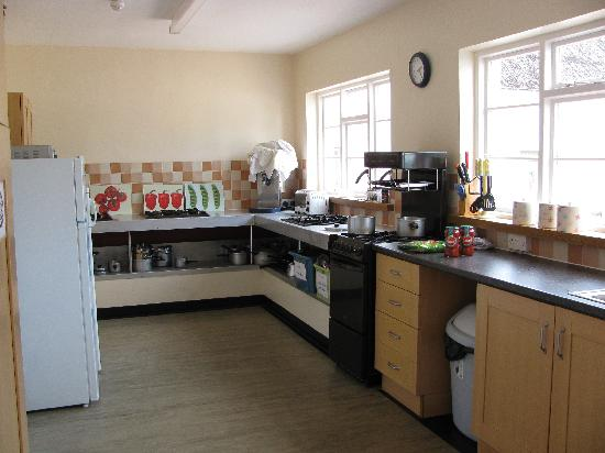 Great Glen Hostel : Kitchen