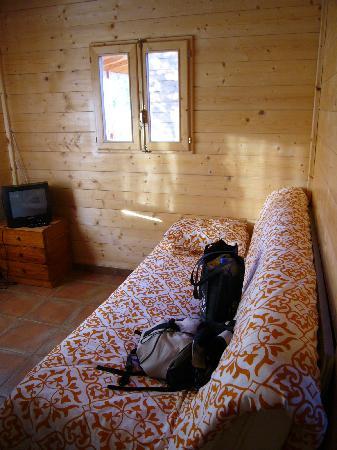 Camping Aín Jaca: bungalow