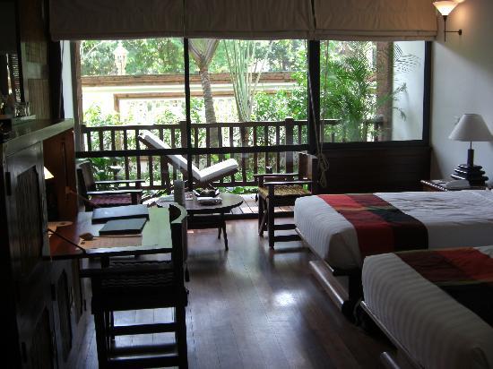 Belmond La Résidence d'Angkor: La Residence, Siem Reap (bedroom)