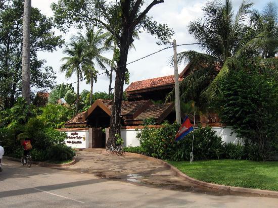 Belmond La Résidence d'Angkor: La Residence, Siem Reap