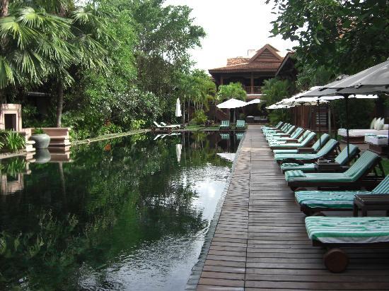 Belmond La Résidence d'Angkor: La Residence, Siem Reap (pool)