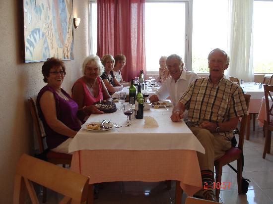 Hotel Xaloc Playa: Restaurant