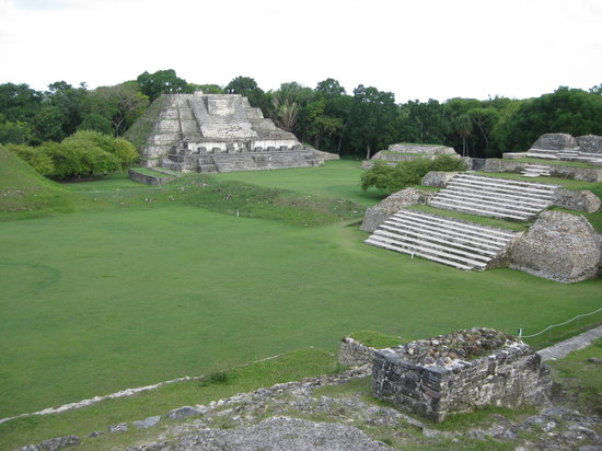Belize District, Belize: ruins