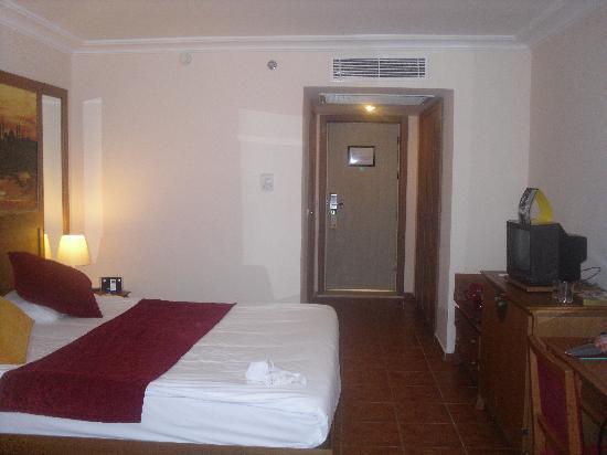 Otium Hotel Life: The room