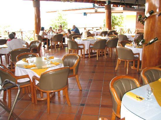 Hotel Los Guayacanes, Chitre. Restaurant.