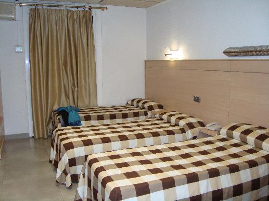 Hotel Condestable: la camera