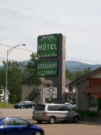 Baie-St-Paul, แคนาดา: Hôtel Baie St-Paul