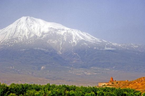Armenia: Monastère de Khor Virap