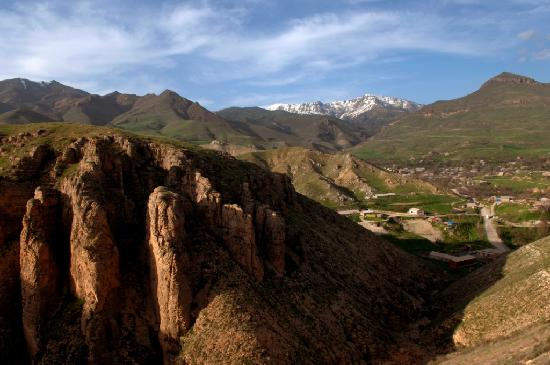 Armenia: Montagne d'Arménie