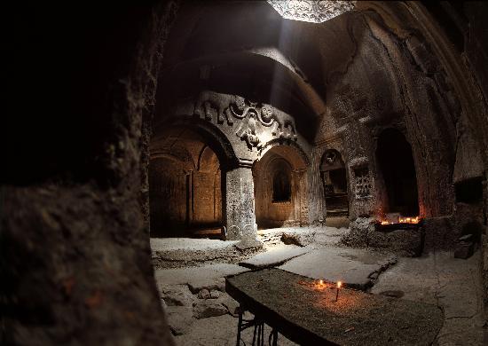 Armenien: Cathédrale d'Etchmiadzine