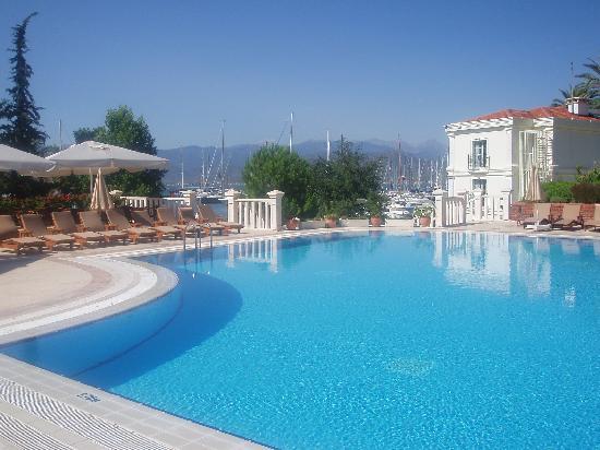 Ece Saray Marina & Resort : Ece Saray pool