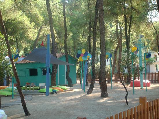 Club Med Gregolimano: Le mini-club:le paradis des enfants