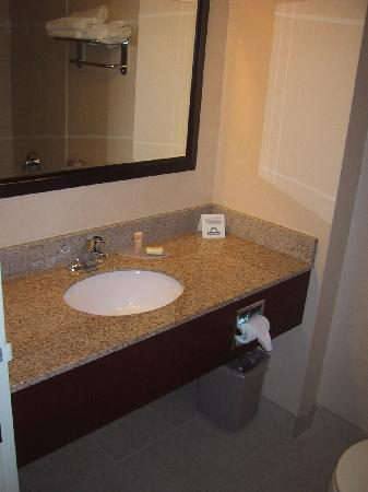 Days Inn Hamilton: Room 113 Bathroom - clean