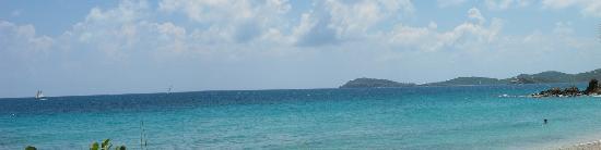 Bluebeard's Beach Club and Villas: BEST beach on the island