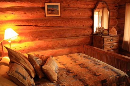 Boulder Mountain Guest Ranch: the room !