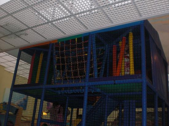 Kiln Park Holiday Centre - Haven: Soft play area