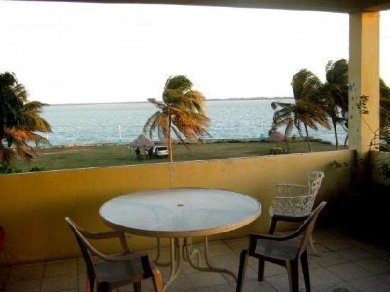 Hotel Maya: balcony