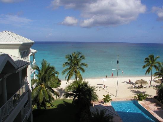 Caribbean Club: Balcony