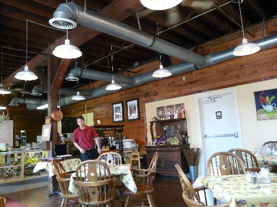 Mission Mill Cafe: Before Lunch