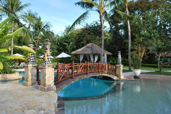 The Laguna, a Luxury Collection Resort & Spa: peaceful part of the lagoons
