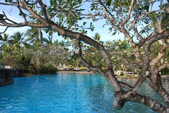 The Laguna, a Luxury Collection Resort & Spa: the biggest lagoon with sand beach